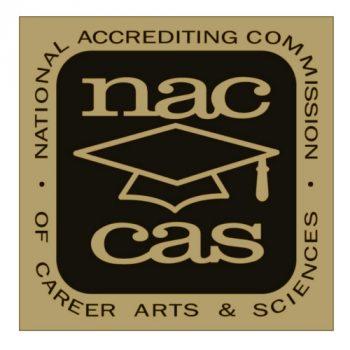 NACCAS Accreditation Renewed until 2023